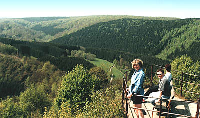 Le chateau d'Hargimont